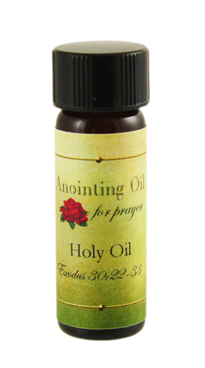 Anointing Oil Bottle Sizes Bottle Size Description